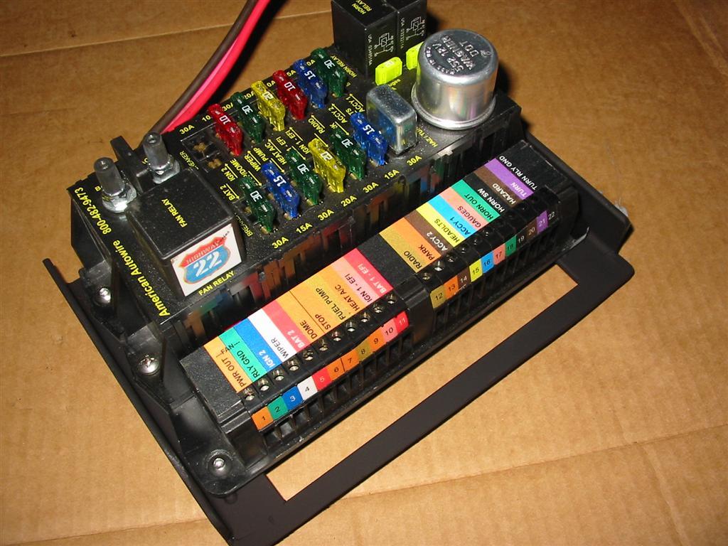 FuseBoxMount3 1973 camaro lt 73 camaro fuse box at n-0.co
